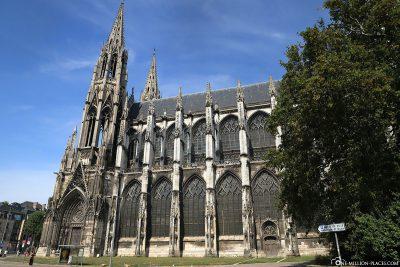 The Abbey Church of Saint-Ouen