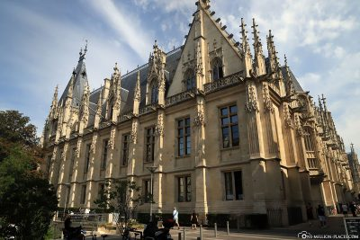 The Palace of Justice