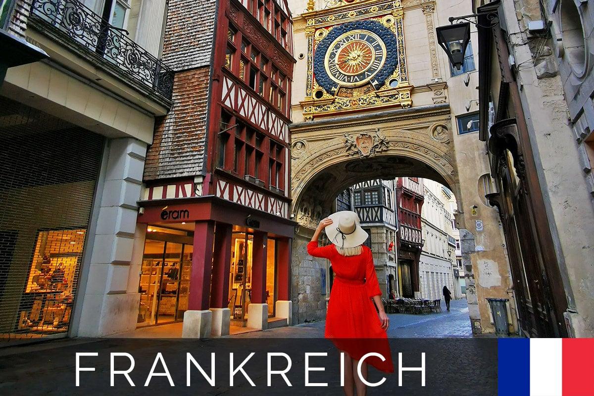 Titelbild, Rouen, Sehenswürdigkeiten, Seine Flusskreuzfahrt, A-ROSA, Frankreich, Reisebericht, Fotospot
