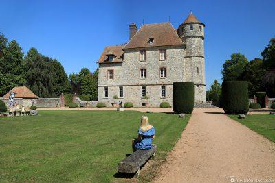 Das Chateau de Vascoeuil