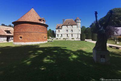 Das Taubenhaus & der Ehrenhof