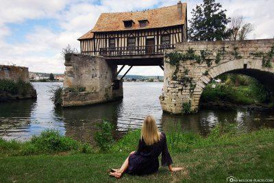 Die alte Mühle als toller Fotospot