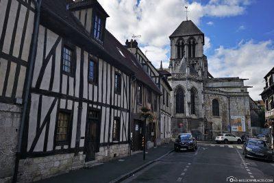 Der Weg in die Altstadt
