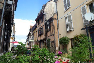 Die Altstadt von Vernon