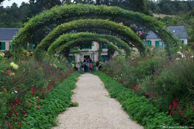Monets Garten in Giverny