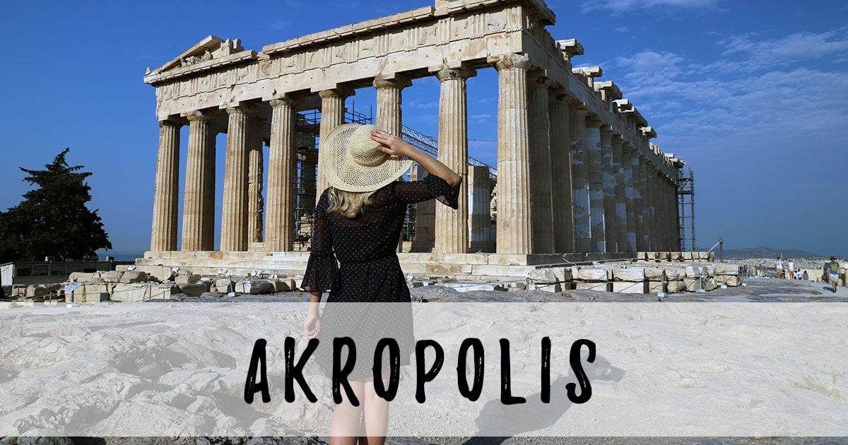 Akropolis Athen Facebook