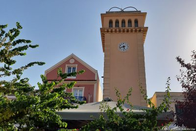 Argostoli Clock Tower