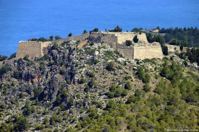 Venetian Castle of Assos