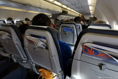 Our flight to Athens
