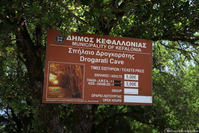 Die Drogarati Cave