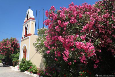 Kirche in Fiskardo