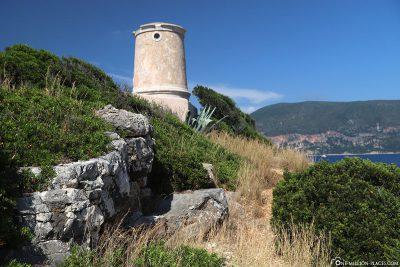 Venezianischer Leuchtturm bei Fiskardo