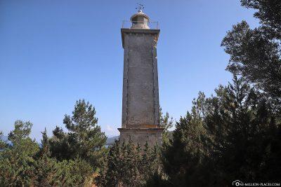 Der Leuchtturm in Fiskardo