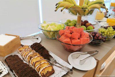 Breakfast at Hotel Lassi