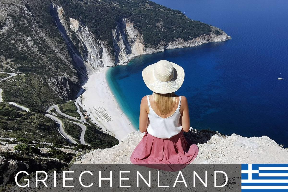 Kefalonia Titelbild Inselrundfahrt
