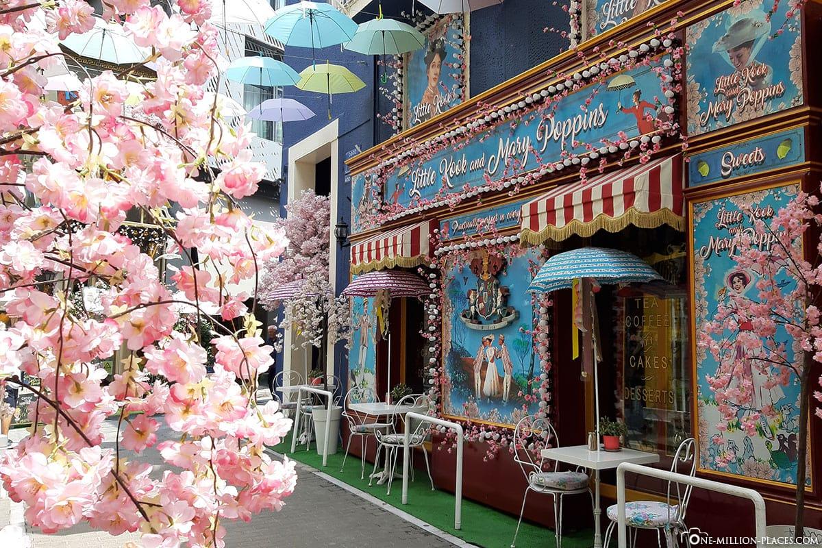 Straße, Little Kook, Mary Poppins, Athen, Sehenswürdigkeiten, Fairy Tale, Instagram Spot, Fotospot, Reisebericht