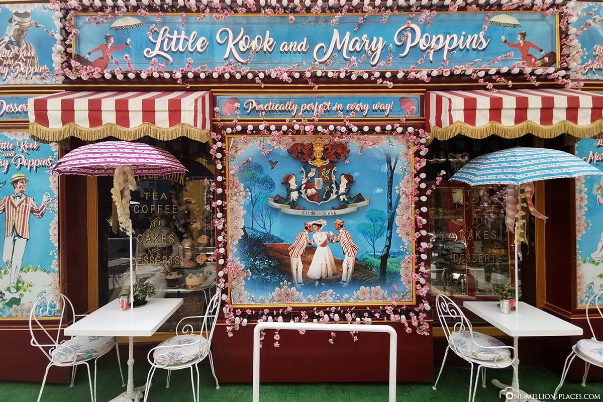 Little Kook, Mary Poppins, Athen, Sehenswürdigkeiten, Fairy Tale, Instagram Spot, Fotospot, Reisebericht