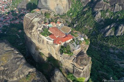 Das Kloster Holy Trinity