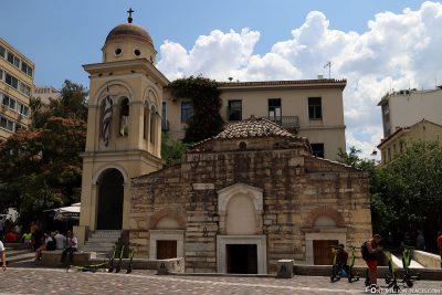 Ekklisia Kimisi Theotokou Mitropoleos