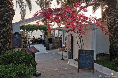 The Sto Psito Restaurant