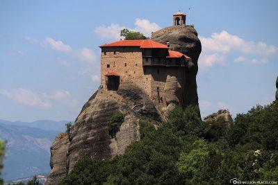 Das Kloster Agios Nikolaos Anapavsas