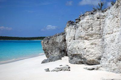The great beach at Cape Santa Maria