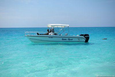 Captain Delbert's Water Sports