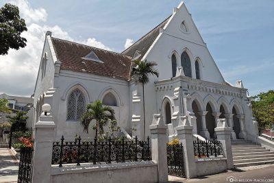 Die Kirche St. Andrew's Presbyterian Kirk