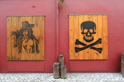 Das Piratenmuseum in Nassau