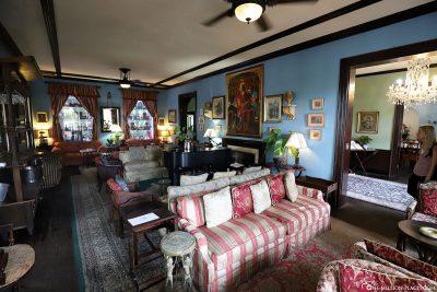 Das Graycliff Hotel in Nassau