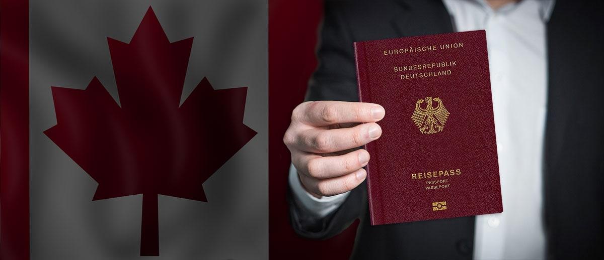 eTA Antrag Kanada Reisepass, Deutscher Reisepass, Reisebericht