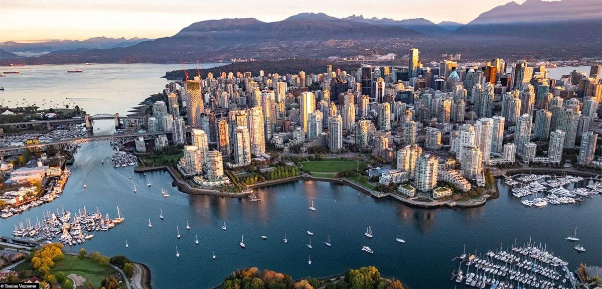 Vancouver, Panorama, Travelreport