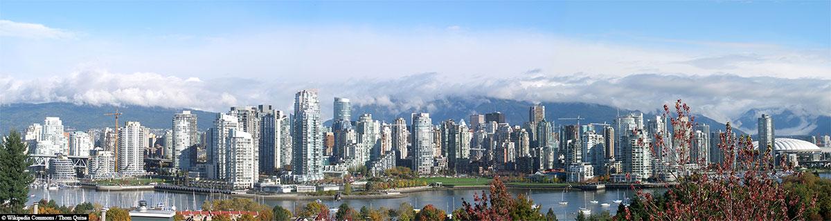 Vancouver, Canada, Travelreport