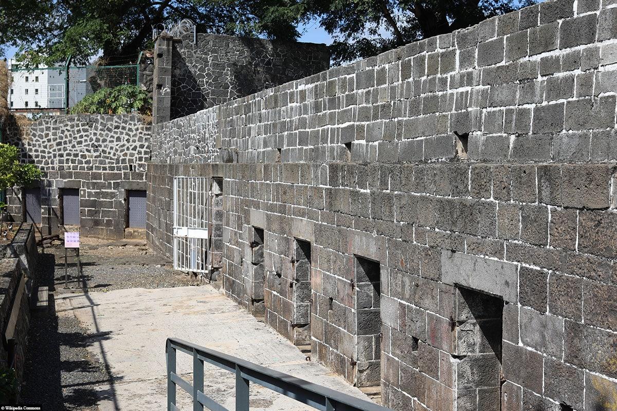 The UNESCO World Heritage Site of Aapravasi Ghat, Mauritius, Port Louis