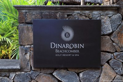 Welcome to Dinarobin Beachcomber
