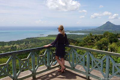 Der Chamarel View Point