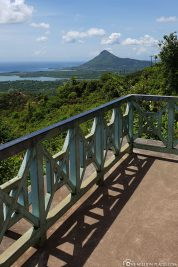 The Chamarel View Point
