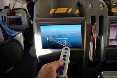 The Business Class Entertainment System