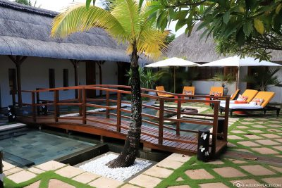 The U Spa at Constance Belle Mare Plage