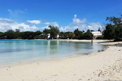 Der Blue Bay Beach
