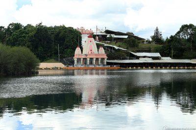 Der See Grand Bassin