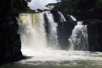 Der GRSE Wasserfall