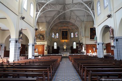 The Cathedral of Port Louis