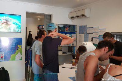 Pro Dive auf Mauritius