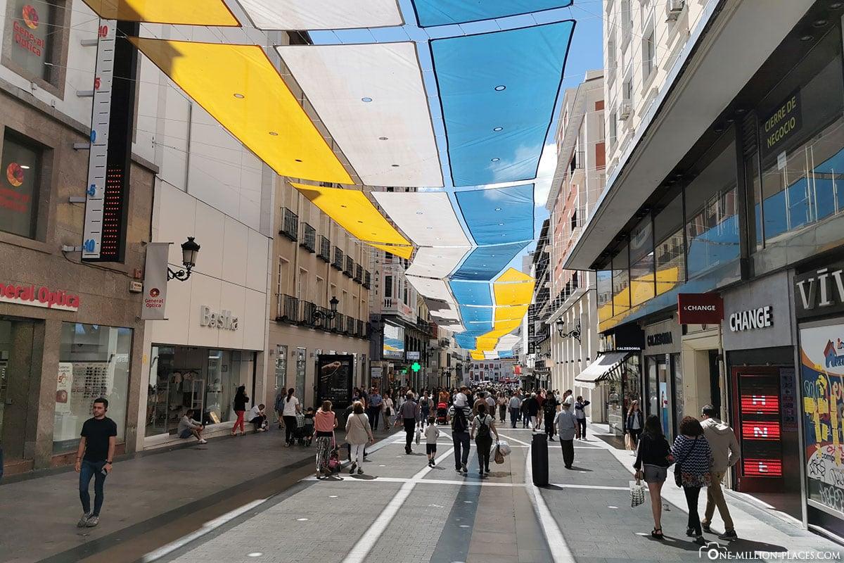 Gran Via, Madrid, Innenstadt, Spanien, Sehenswürdigkeiten, Fotospots, Reisebericht