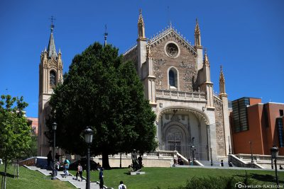 Church of San Jeronimo el Real
