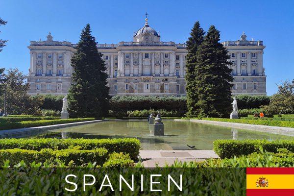 Die Sehenswürdigkeiten von Madrid (Spanien)