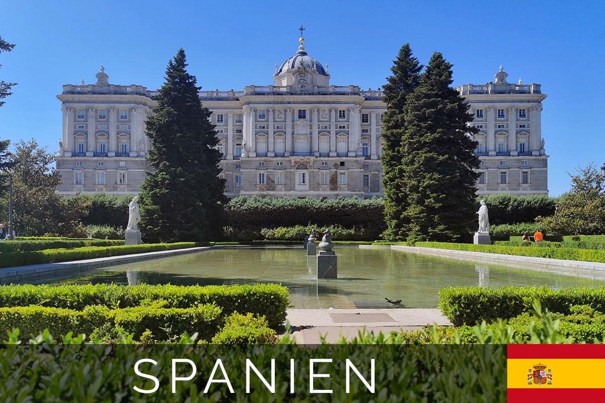 Titelbild, Madrid, Auf eigene Faust, Reisebericht