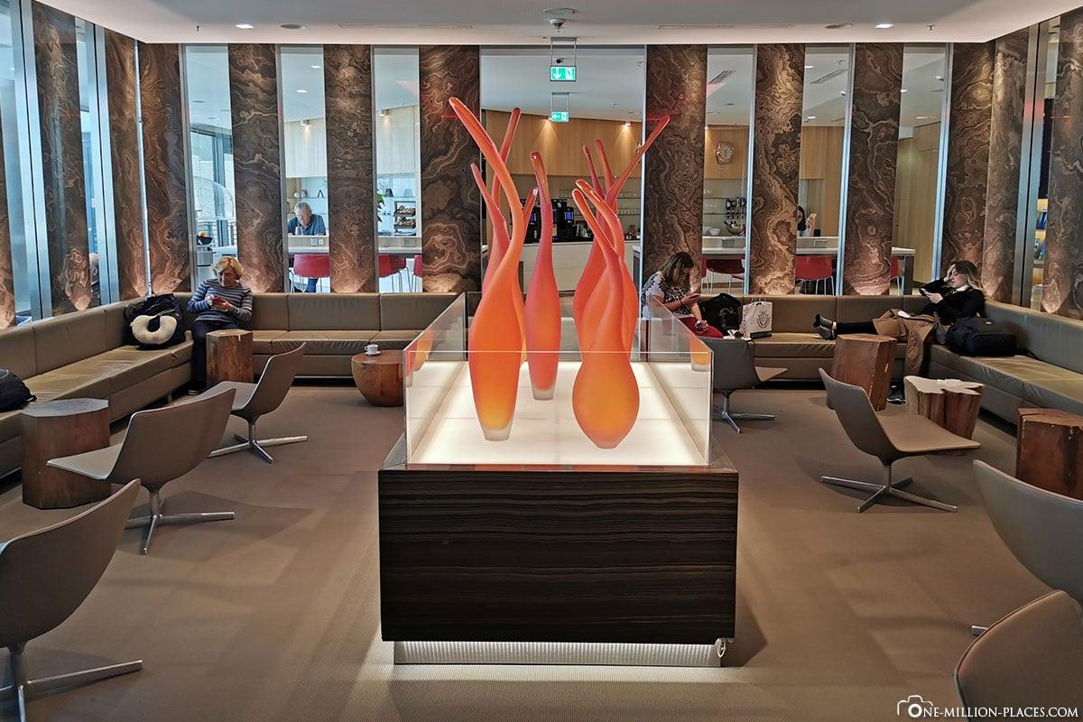 Maple Leaf Lounge, Frankfurt Flughafen, LATAM, Reisebericht