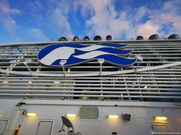 Logo von Princess Cruises